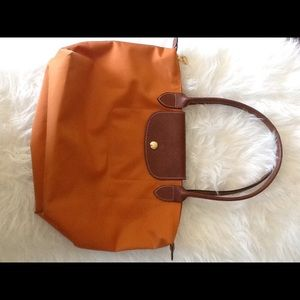 Longchamp small Le Page' tote